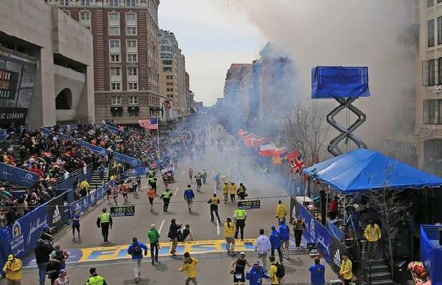 Interview: Bellingham runner was one block away from Boston blast