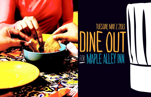 Dine Out for Maple Alley Inn!