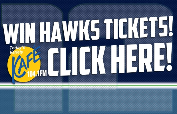Win Tickets to See The 'Hawks!