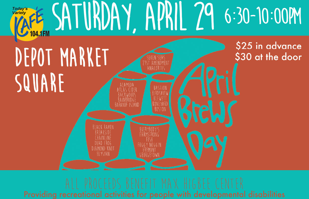 April Brews Day Food Trucks