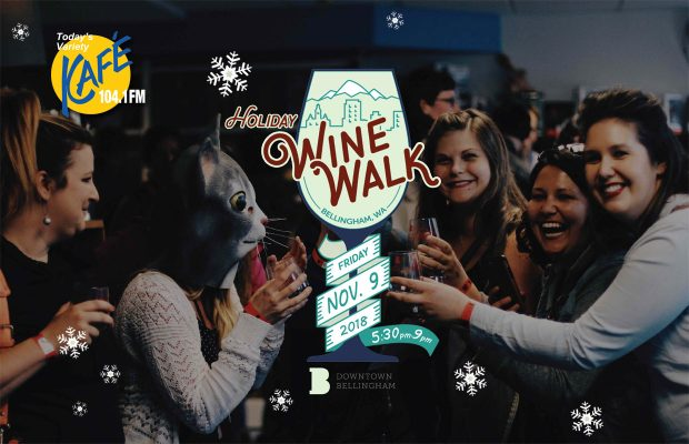 Downtown Bellingham Holiday Wine Walk